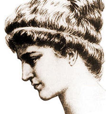 Hipatia de Alejandría (370-415)