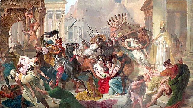 Siglo III. Crisis del Imperio romano