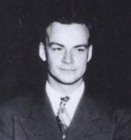 Richard Feynman (1918-1998)