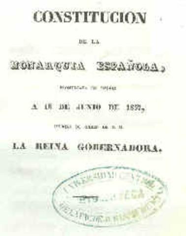 constitucion de 1837