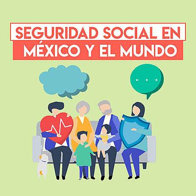 Antecedentes del Derecho de la Seguridad Social en el mundo y en México timeline