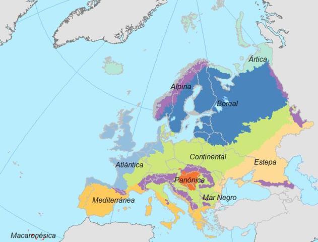 Auge del nacionalismo en Europa