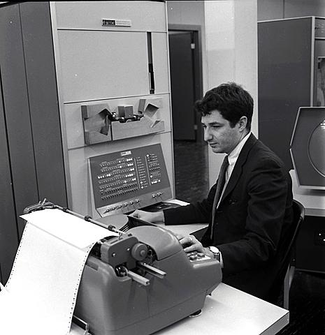Ingeniería de Software Años 60