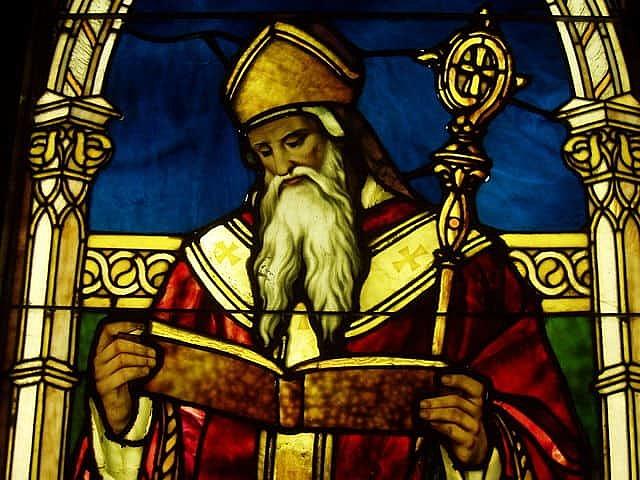 San Angustín (354-430)