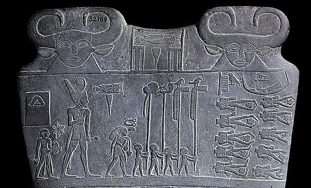Egipto: Dinastía I