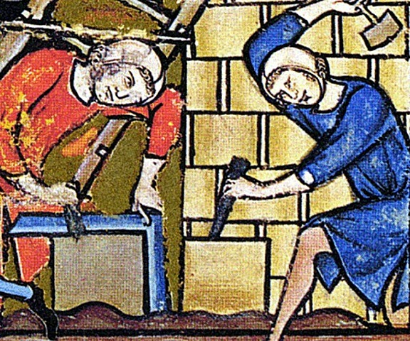 Escuelas gremiales y municipales (siglos XIII y XV)