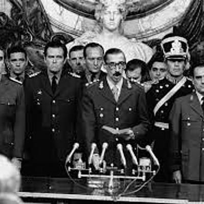 Golpes de Estado en la Argentina timeline