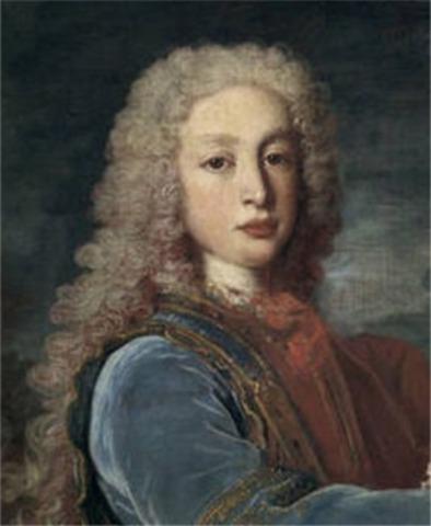 Luis I (sólo estuvo 9 meses en el trono)