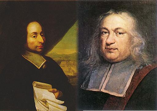 Pierre de Fermat y Blaise Pascal