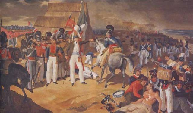 La independiencia de México