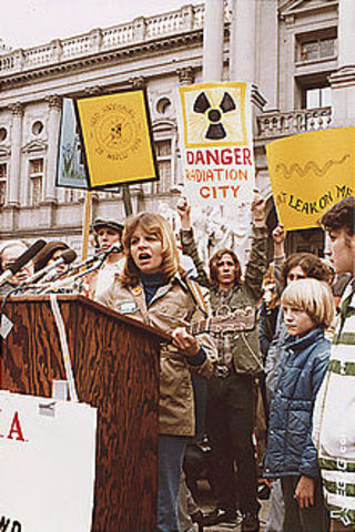 Anti-Nuclear Demostrations