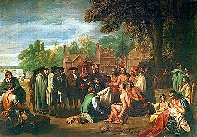 Pennsylvania Colony established
