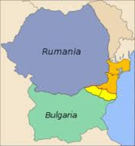 RUMANIA Y BULGARIA ENTREN EN UNION EUROPEA