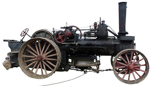 Perfeccionamiento de la máquina de vapor de Watt