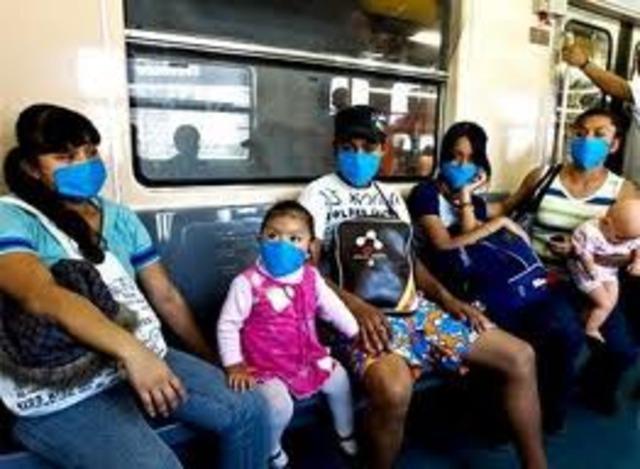 GRIPE H1N1 MATA A 103 PERSONAS EN MEXICO
