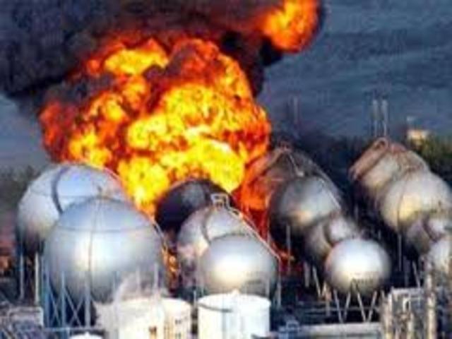 ACCIDENTE NUCLEAR EN FUKUSHIMA