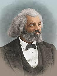 Frederick Douglass joins the Abolitionist Movement