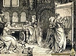 Fueron 2 grupos los que se consideraron cuidadores de los enfermos: Las señoras feudales y de forma más organizada, los Monjes.