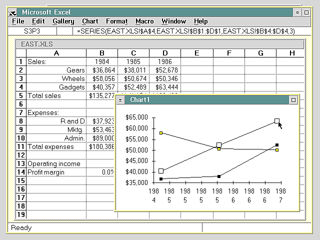 EXCEL 2.2