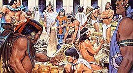 Historia del Derecho Procesal Mercantil timeline
