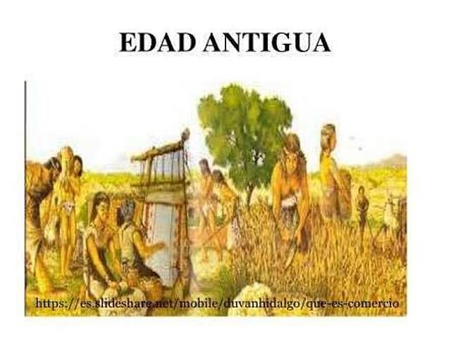 Edad Antigua 4000. ac. a 476 dc.