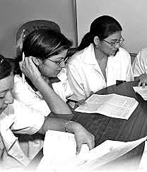 La enfermería entra al marco universitario