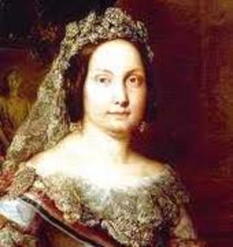 Regencia de Isabel II