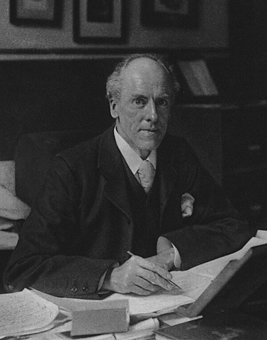 Inglaterra: Karl Pearson