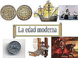 La Edad Moderna (1492 - 1789).