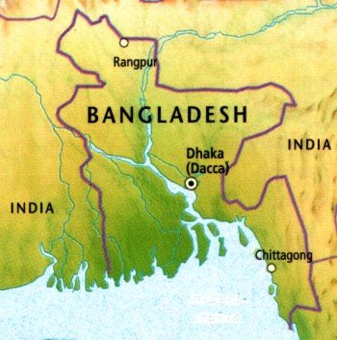 Se funda Dhaka, Bangladesh.
