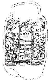 Escritura de la cultura de Izapa