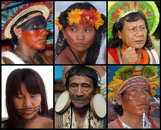 Início da colonização do território hoje chamado BRASIL