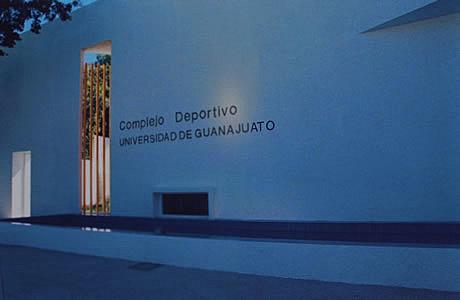 Se inaugura el Complejo Deportivo Universitario