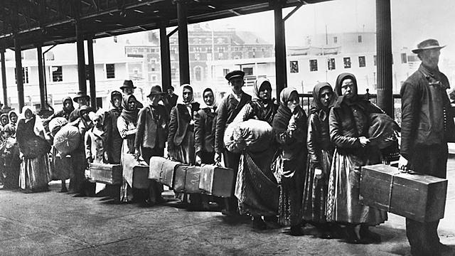 Inmigración masiva
