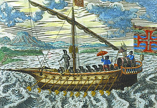 ordenanzas de comercio Marítimo.