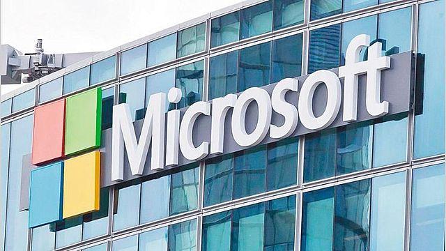 La empresa de Bill Gates Microsoft