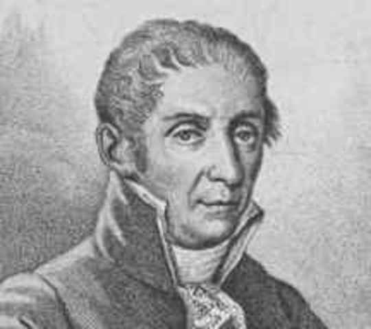 alessandro volta was the first one to deal with swamp gas