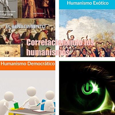 Correlacionando los Humanismos. timeline