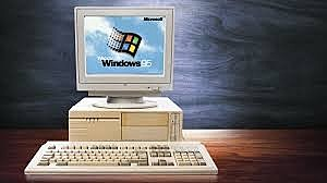 APARECE MICROSOFTWINDOWS 95