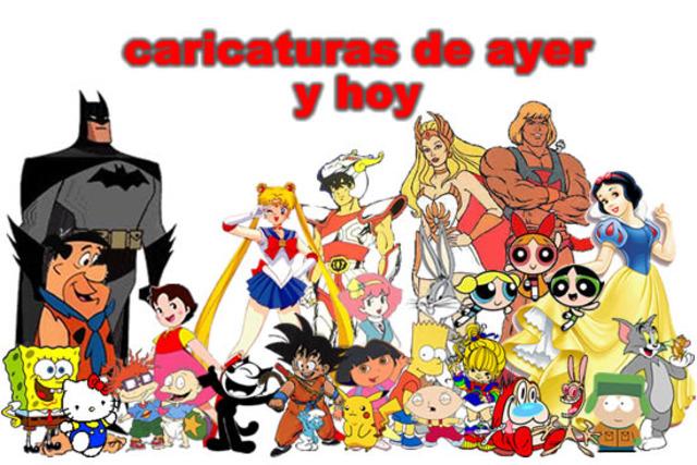 revolucion de caricaturas
