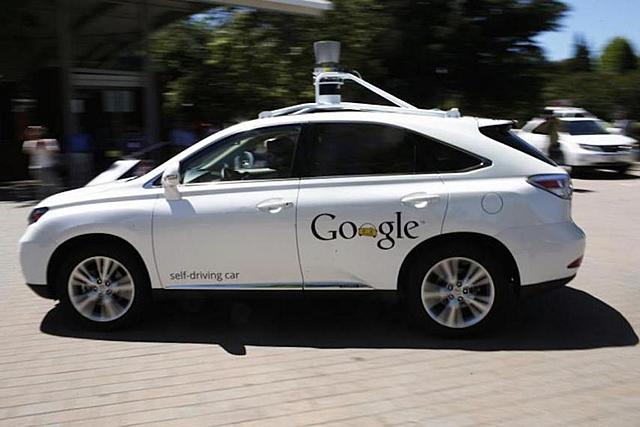 Los vehículos de conducción autónoma (2012)