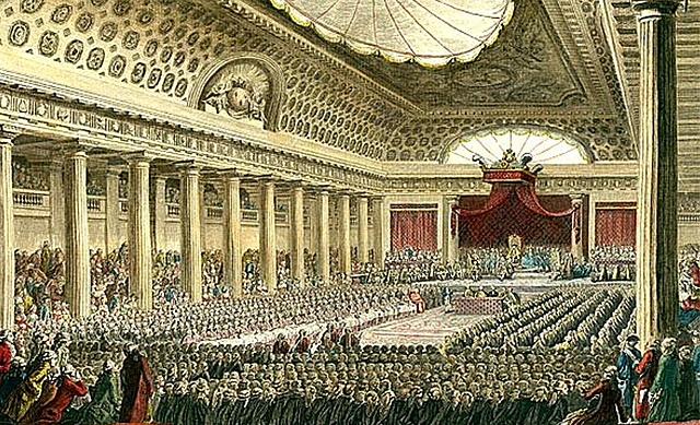 Sesión inaugural de los Estados Generales