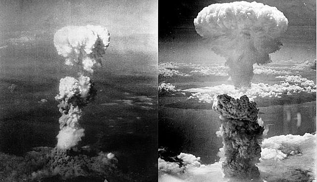 Bomba Atómica y final de la Segunda Guerra