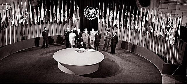 """Creación de la Organización de Naciones Unidas """"ONU"""""""