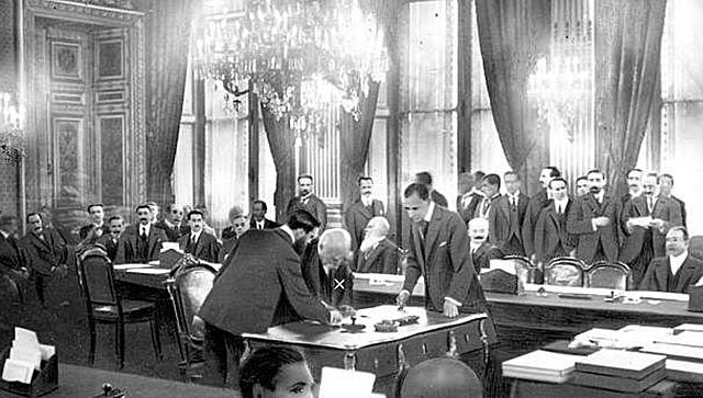 Tratado de Versalles