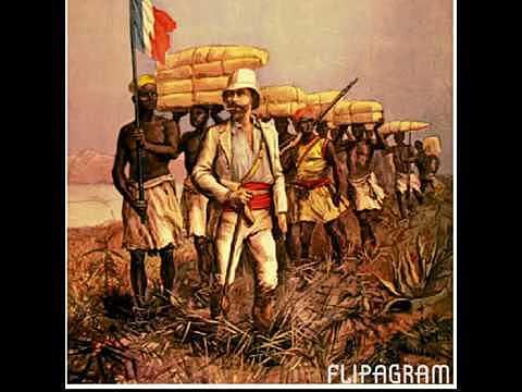 Colonización de Africa