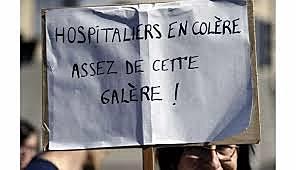 SOCIAL - MOUVEMENT HOSPITALIER