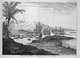 Francisco de Garay envió cuatro embarcaciones al mando Alonso Álvarez