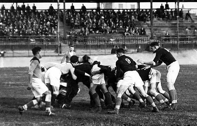 Origen de los deportes modernos
