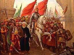 Hechos significativos del Renacentismo - La caída de Constantinopla